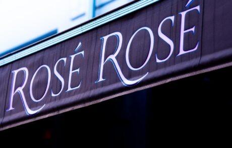 Rosé Rosé fasade